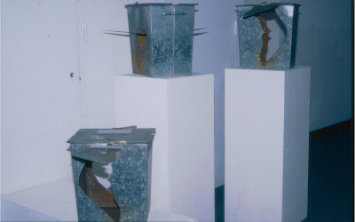 altered ballot boxes