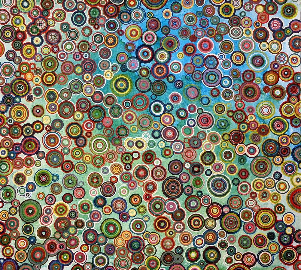oil circles